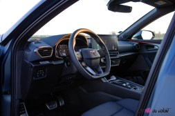 Photo poste de conduite Cupra Formentor 2020