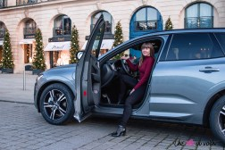 Photo portrait Marie Lizak Volvo XC60 T6 2020