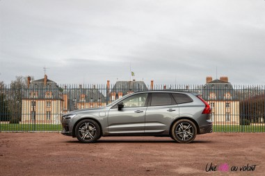 Photo profil Volvo XC60 T6 hybride 2020