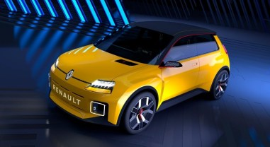 Photo Renault 5 Prototype 2021