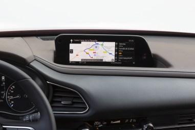 Photo écran Mazda CX-30 2021