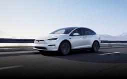 Photo avant Tesla Model X 2021