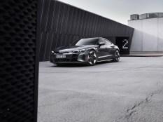 Photo Audi E-Tron GT Quattro électrique 2021