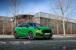 Photo nouveau Ford Puma ST 2021