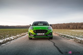 Photo face avant statique Ford Puma ST 2021
