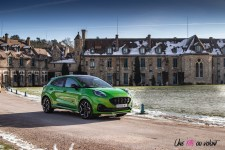 Photo SUV sportif Ford Puma ST 2021