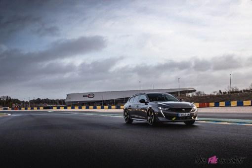 Photo Peugeot 508 Peugeot Sport Engineered SW 2021