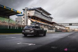 Photo arrière Peugeot 508 PSE hybride rechargeable 2021