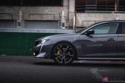 Photo jantes Peugeot 508 PSE 2021