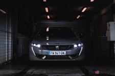 Photo signature lumineuse Peugeot 508 PSE 2021