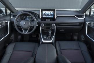 Photo intérieur Suzuki Across 2021