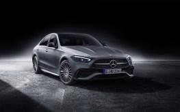 Photo Mercedes Classe C berline 2021
