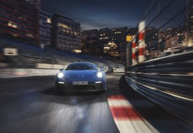 Photo face avant Porsche 911 GT3 2021
