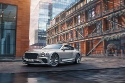 Photo Bentley Continental GT Speed W12 6,0 litres 2021