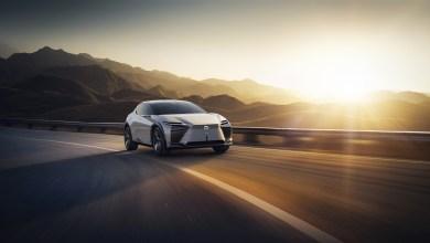 Photo of Lexus LF-Z Electrified : futur radieux