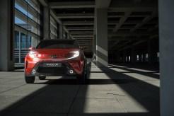 Photo concept Toyota Aygo X Prologue 2021