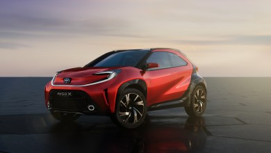 Photo of Toyota Aygo X Prologue : le futur s'annonce