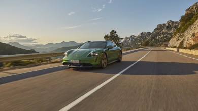 Photo of Porsche Taycan Cross Turismo : le break qui déménage