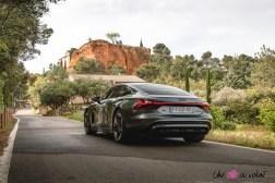 Photo arrière Audi RS e-tron GT 2021