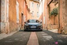 Photo face avant Audi RS e-tron GT 2021