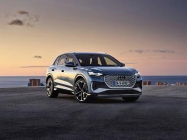Photo SUV Audi Q4 e-tron 2021