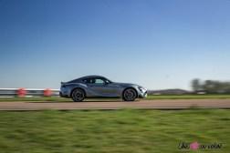 Photo profil dynamique Toyota GR Supra 2021
