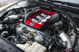 Photo V6 3,8 litres Nissan GT-R Nismo 2021