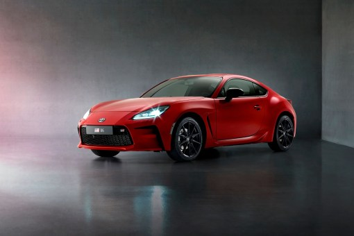 Photo avant Toyota GR86 2021