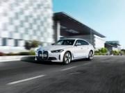 Photo nouvelle BMW i4 électrique 2021