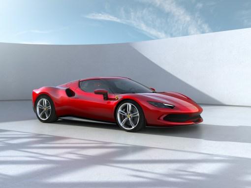Photo Ferrari 296 GTB 2021