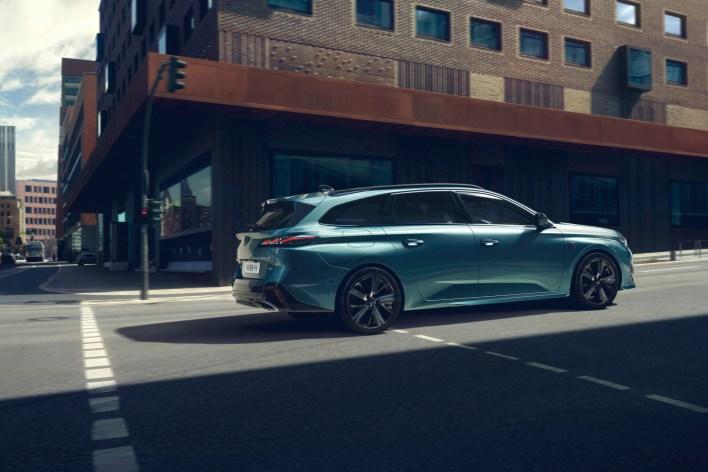 Photo profil Peugeot 308 SW 2021