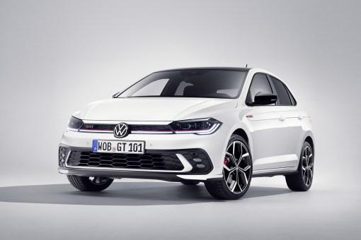Photo nouvelle Volkswagen Polo GTI 2021