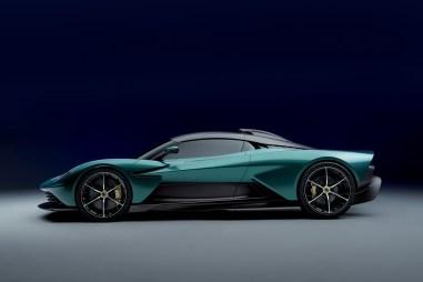 Photo profil Aston Martin Valhalla 2021