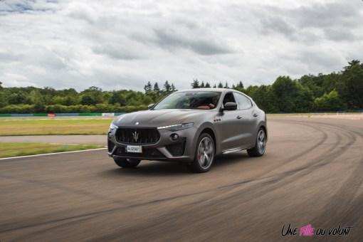 Photo nouveau Maserati Levante Trofeo