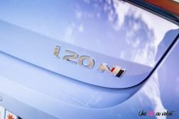 Photo logo Hyundai i20 N 2021