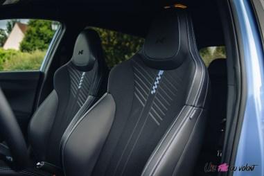 Photo sièges Hyundai i20 N 2021
