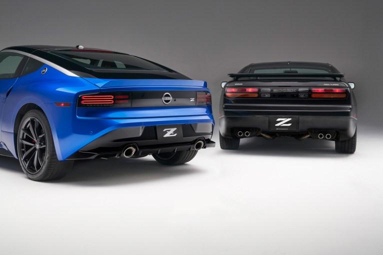 Photo Nissan Z et 300 ZX 2021