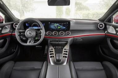 Photo intérieur Mercedes-AMG GT 63 S E Performance 2021