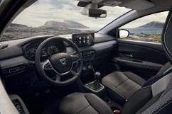 Photo intérieur Dacia Jogger 2021
