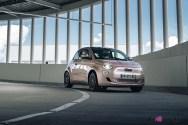 Photo Fiat 500 électrique42 kWh 2021