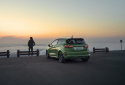 Photo arrière Ford Fiesta ST restylee 2021