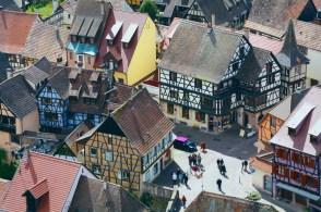 Kaysersberg - Photo Céline Schnell Une Fille En Alsace