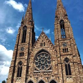 Eglise Saint Paul à Strasbourg