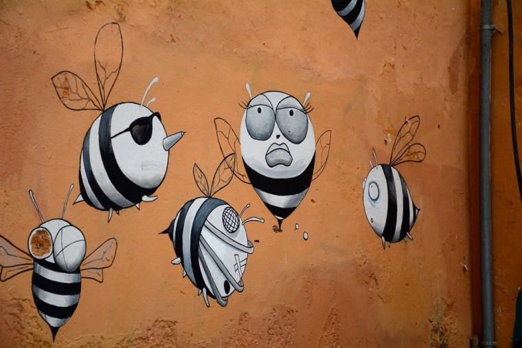 Street Art à Kerkyra / Corfou