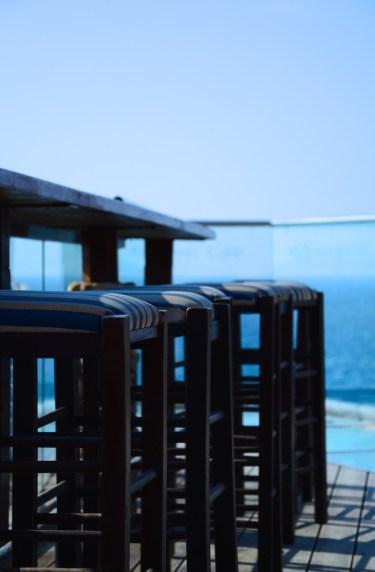 7th Haeven Café - Lo Gas Beach - Corfou