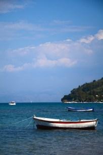 Boukaris Beach et Psaras - Corfou