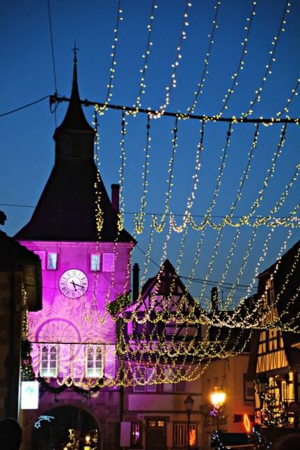 Marché de Noël Rosheim Photo Céline Schnell Une Fille En Alsace