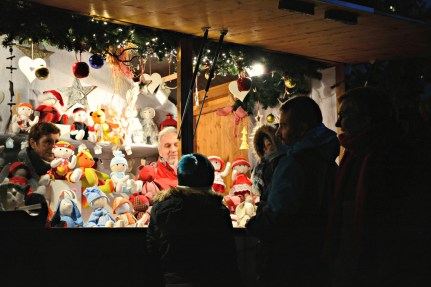 Marché de Noël de Rosheim