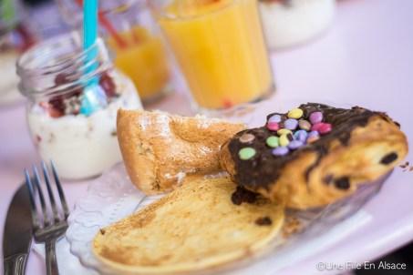 Foodtour l'Alsaciette : Petit déjeuner au Majessthé à Colmar