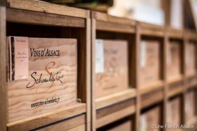Foodtour l'Alsaciette : Domaine viticole Schoenheitz - Wihr au Val